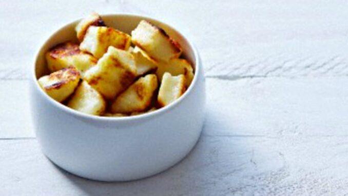 Crutoane de casă pentru salate și supe